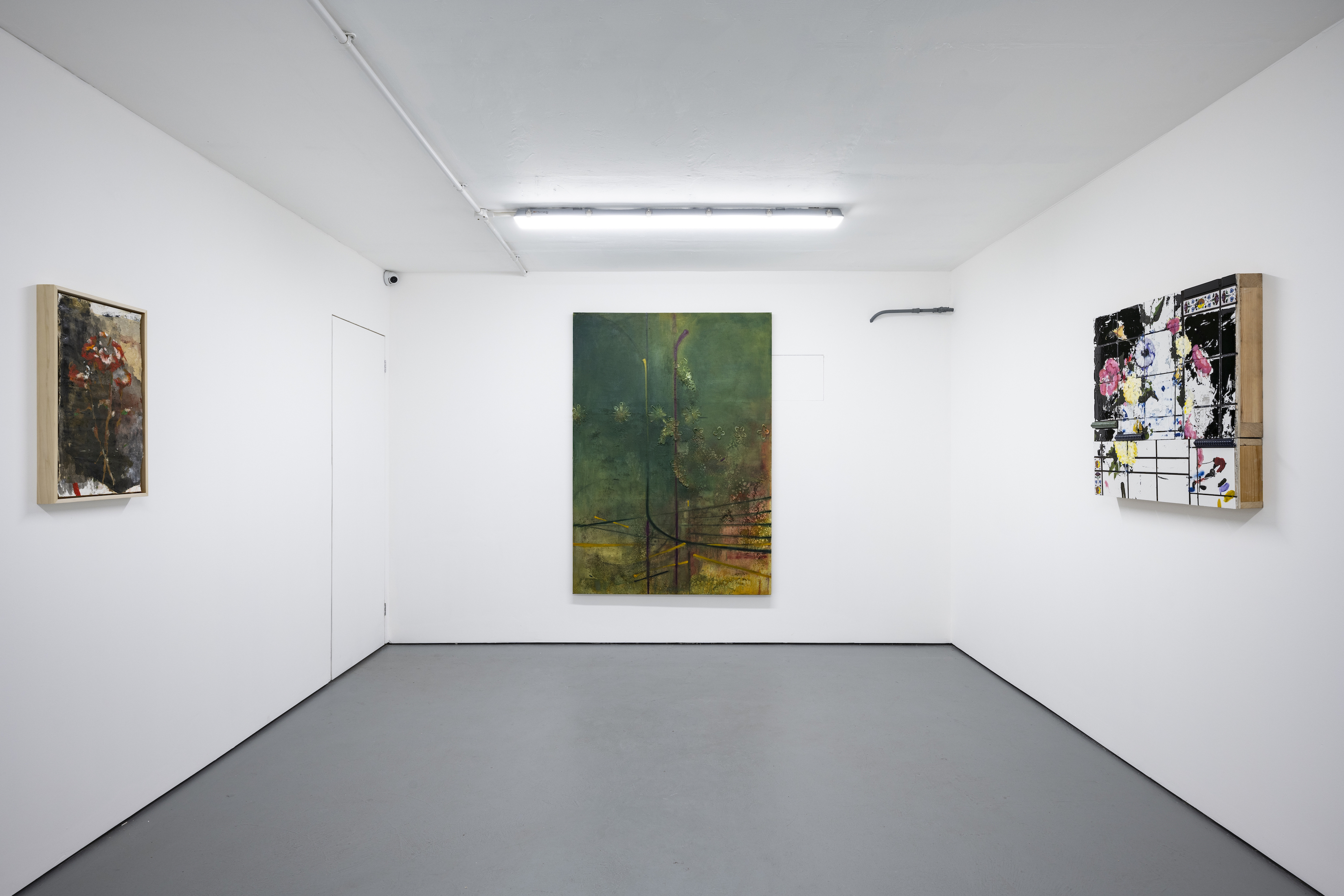 Installation view, 'Thermopolium' by Luca Longhi. Photo credit: Damian Griffiths