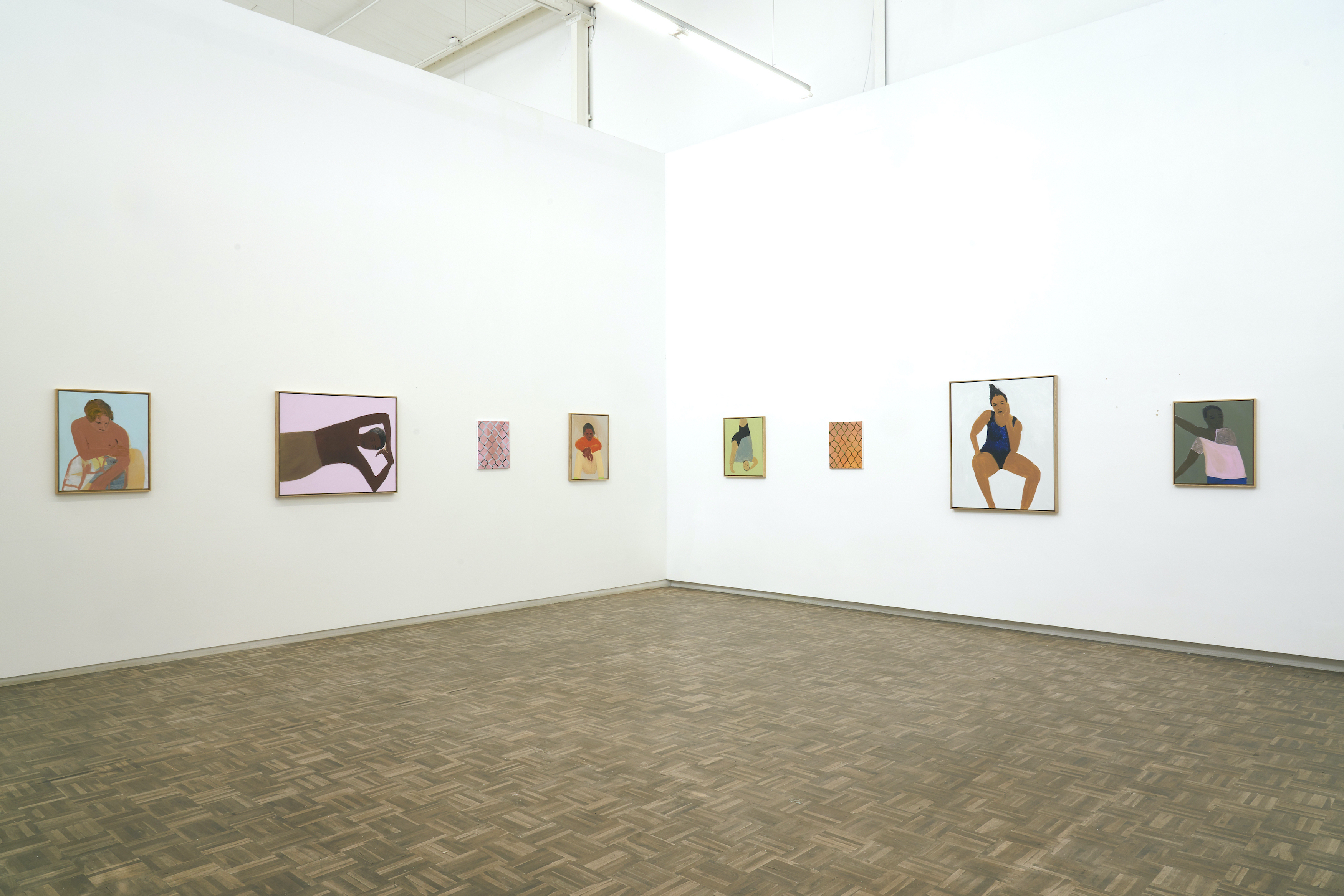Installation view, Blank Projects, Cape Town.