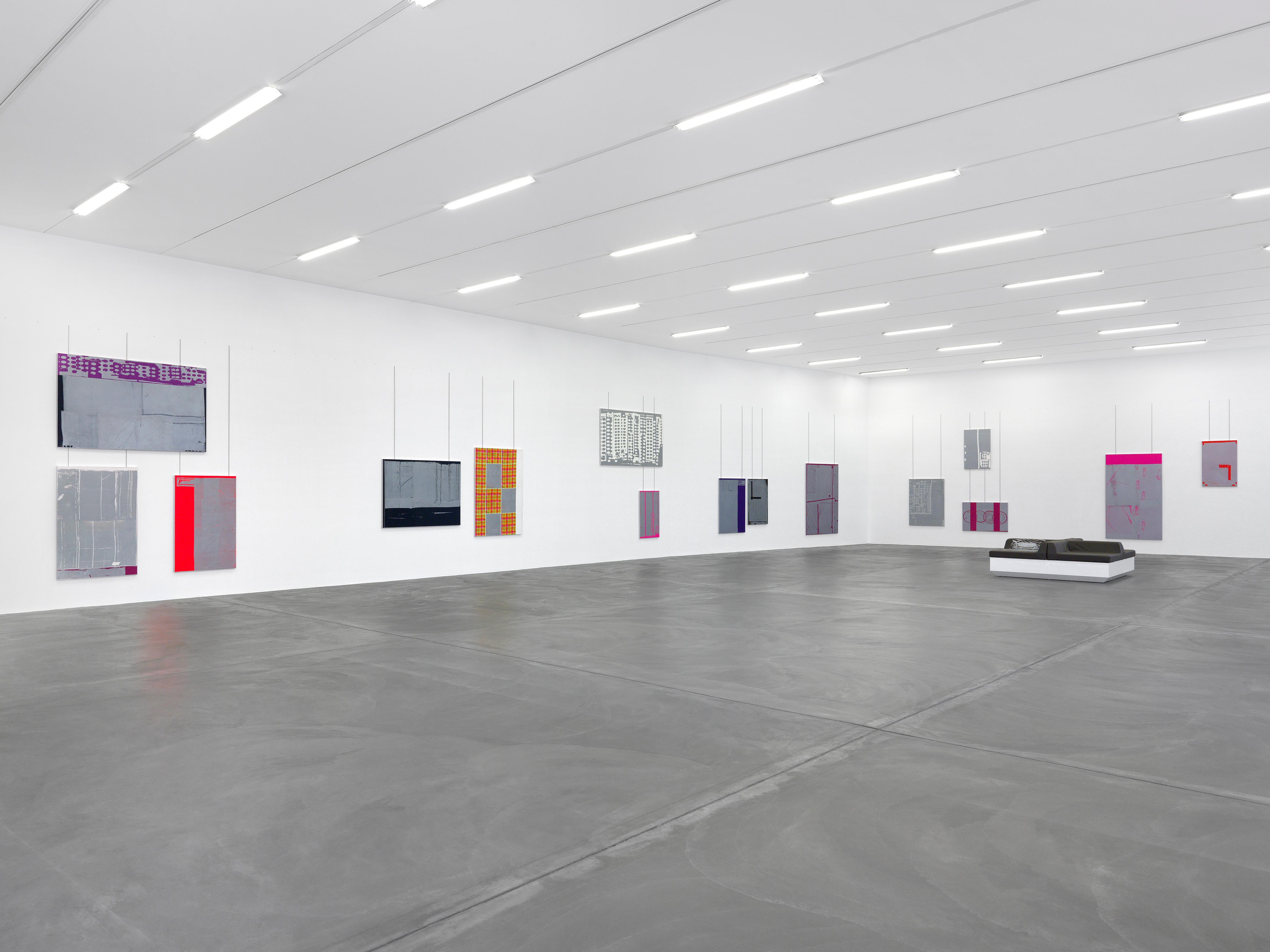 Installation View, Minuet of Manners, Kunsthalle Zürich, 2021, courtesy of the artist and the gallery
