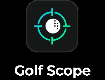 Golf Scope App Icon