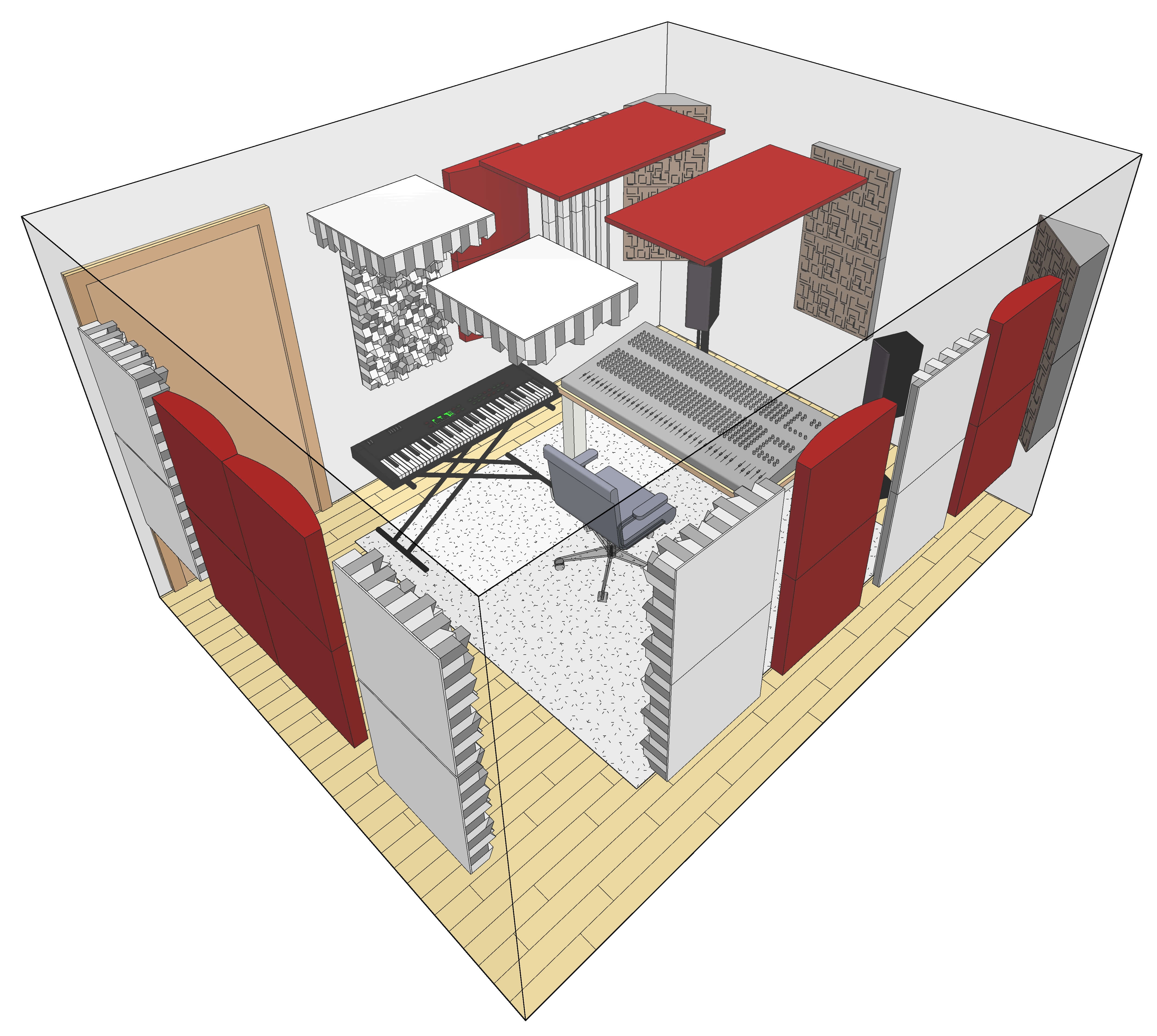 Studio Acoustical Systems