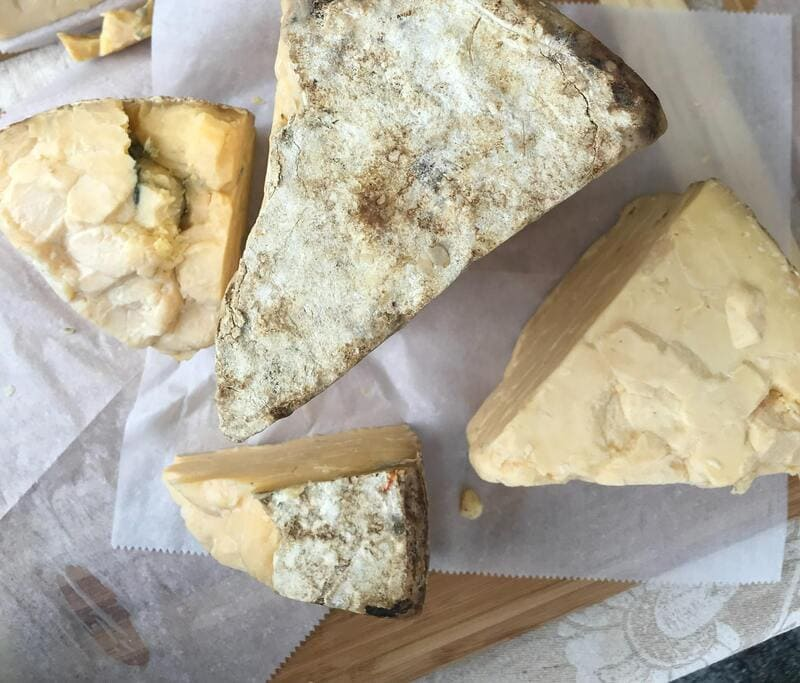 Boxcarr Handmade Cheeses