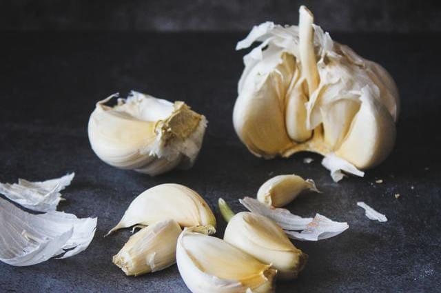 Turmeric, Garlic, & Ginger