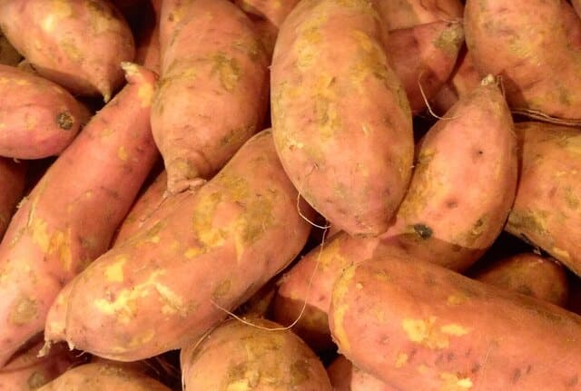 Yams (Sweet Potatoes)