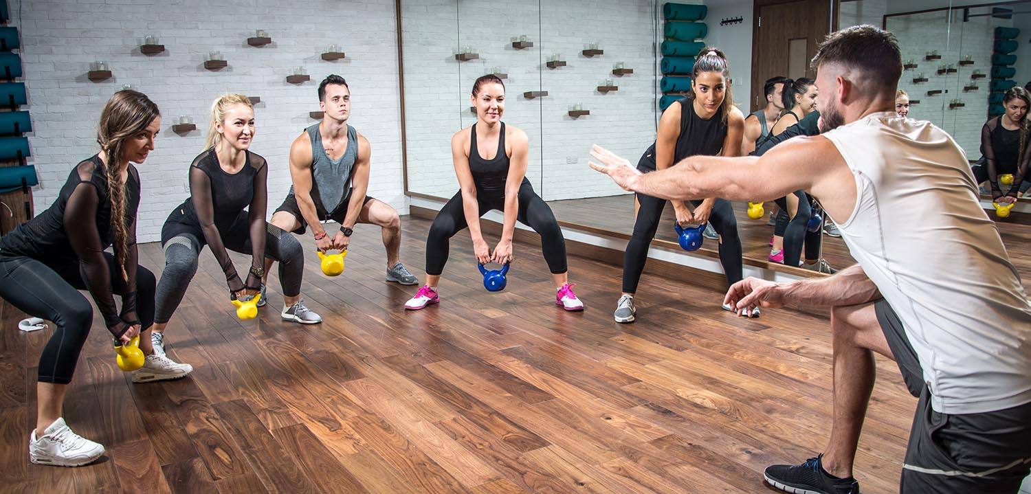 About Fitness Society