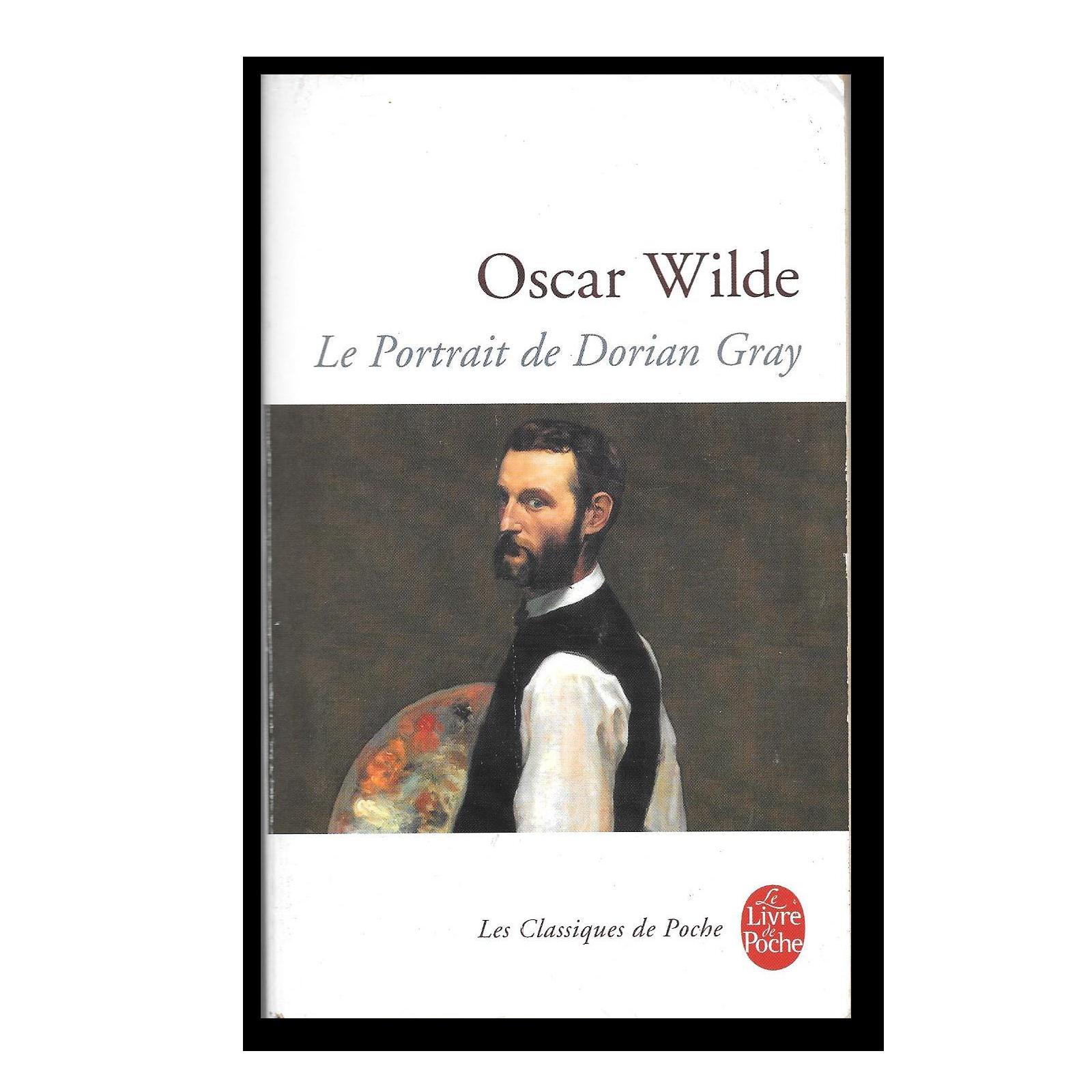 Découvrez « Le Portrait de Dorian Gray », classique de la fiction gothique, dandy et décadente, en format poche et bon état.