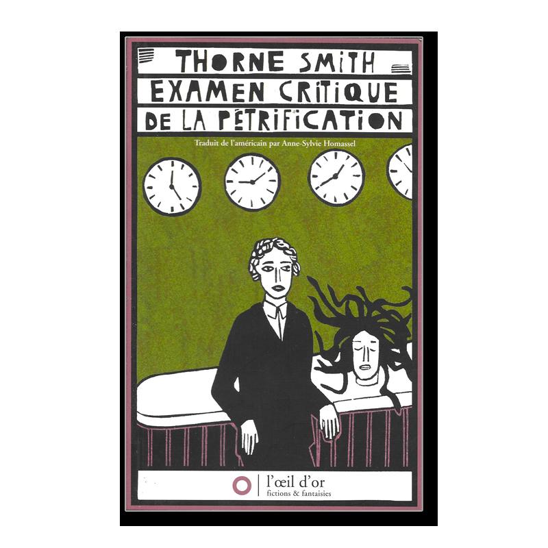 """Fiction burlesque et déjantée, par l'auteur original de """"Ma Femme est une Sorcière"""". Livre neuf, aux éditions L'Oeil d'Or."""