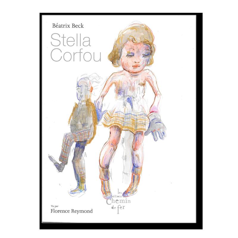 Récit de l'auteure Béatrix BECK, illustrations couleurs proposé par Le Chemin de Fer.