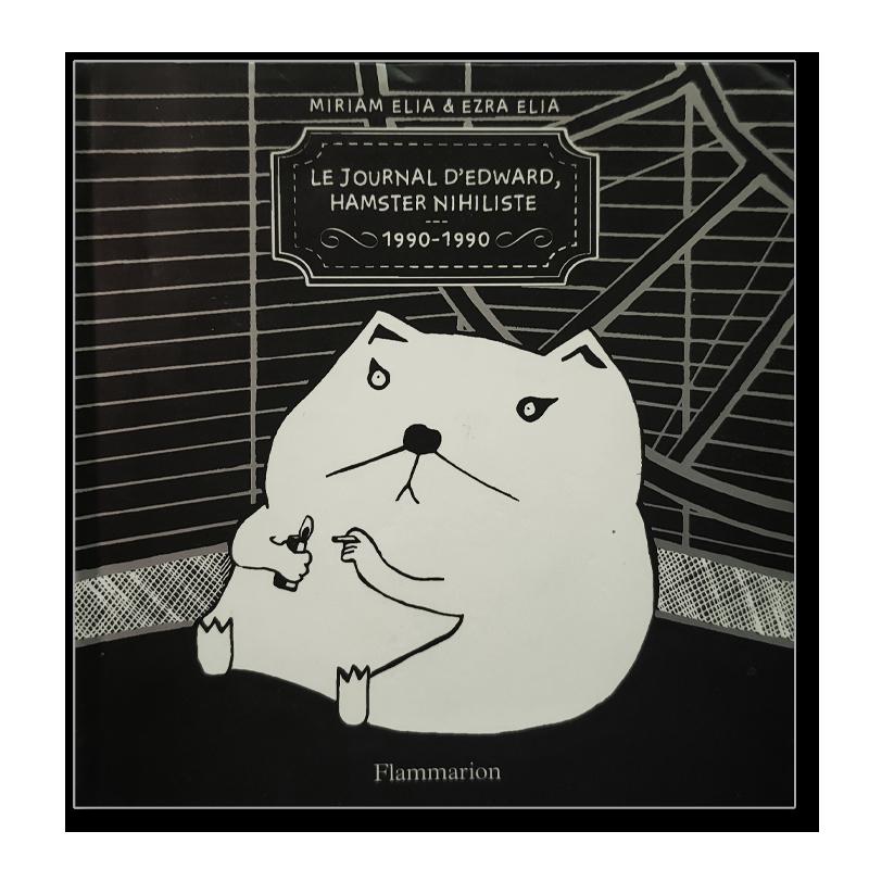Livre de poche, occasion, très bon état édité par Flammarion et disponible à la Librairie Malkavian
