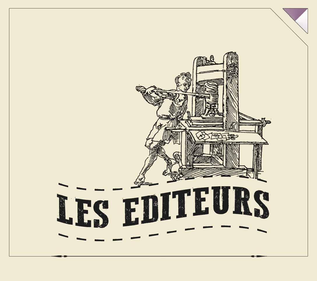 éditeurs et maisons d'édition disponible à la librairie en ligne Malkavian