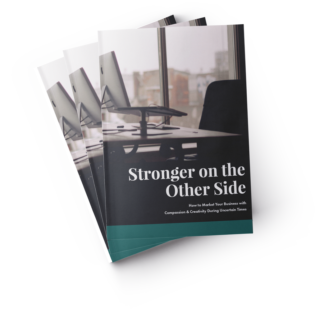 Stronger on the other side full sized mock up