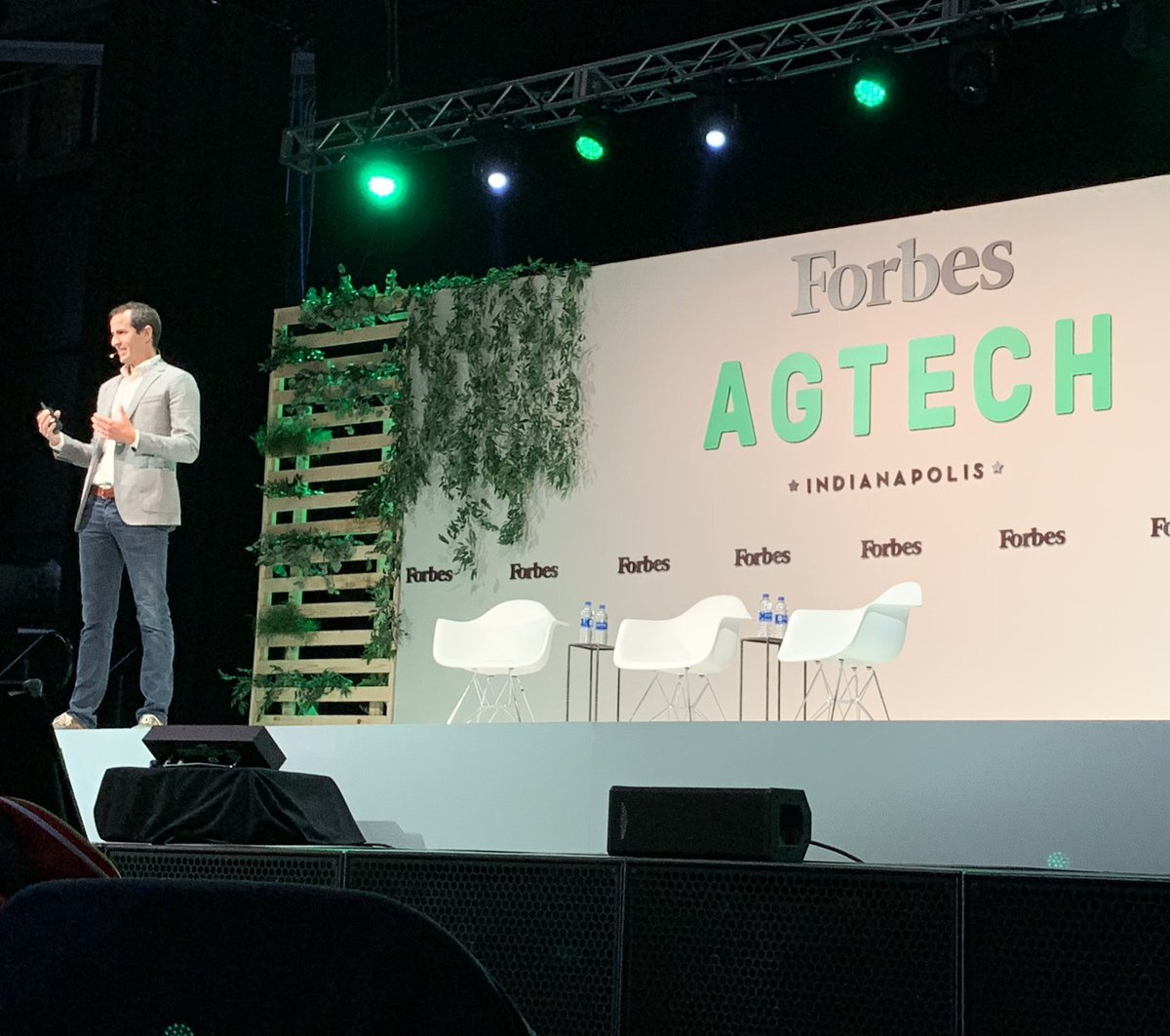 Forbes AgTech conference