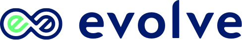 Evolve logo - field service software