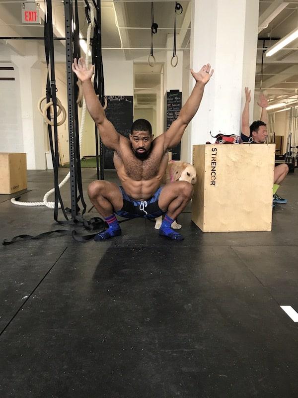 Men's Health Magazine's Open Champion Takes Jersey City