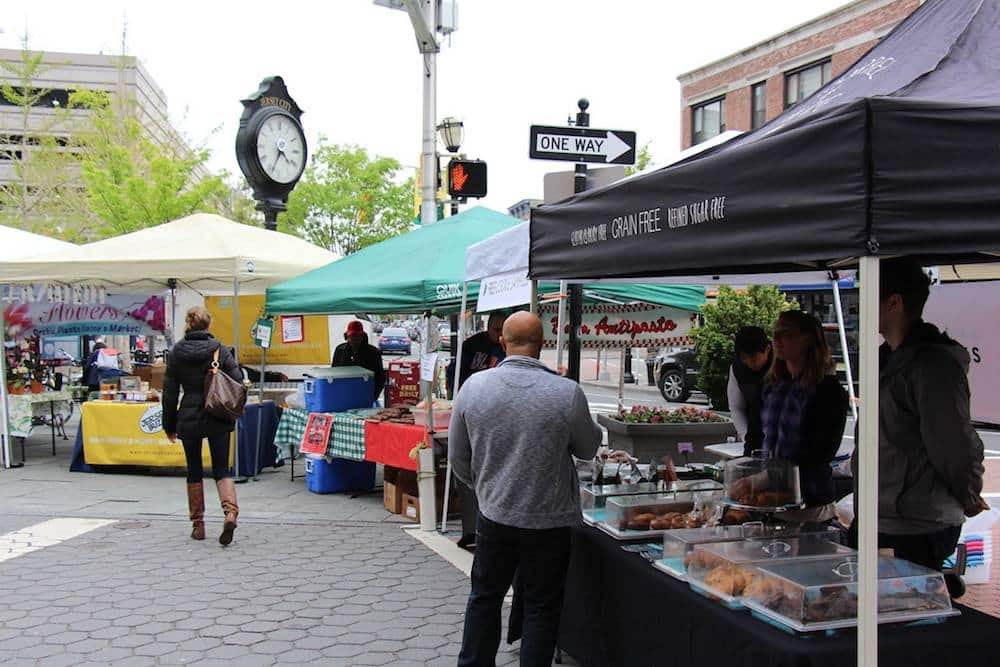 Historic Downtown Jersey City Farmers Market Returns