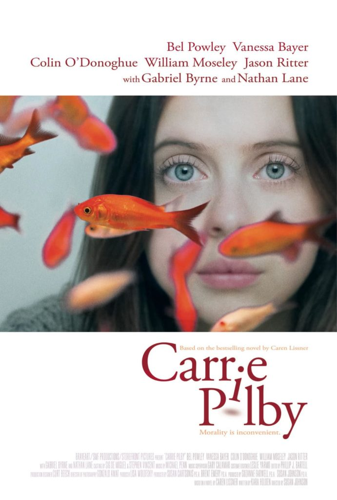 Carrie Pilby (Courtesy Carrie Pilby Productions)