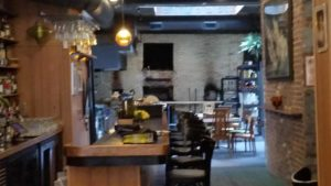 Antique Bar and Bakery New Interior