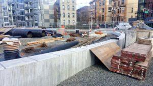 Flood Mitigation Work