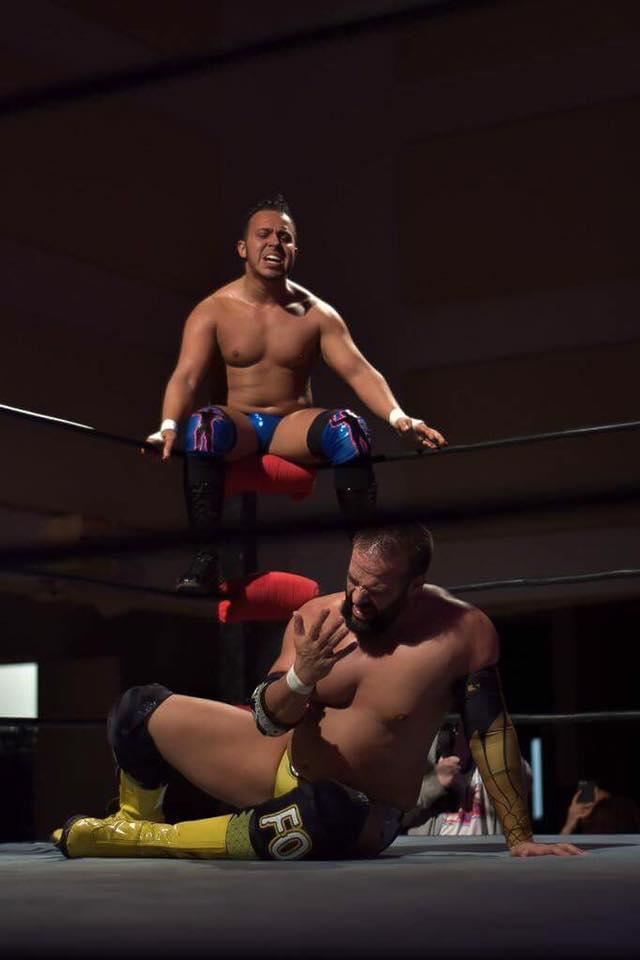 Wrestling in Hoboken? WRESTLING! IN HOBOKEN!