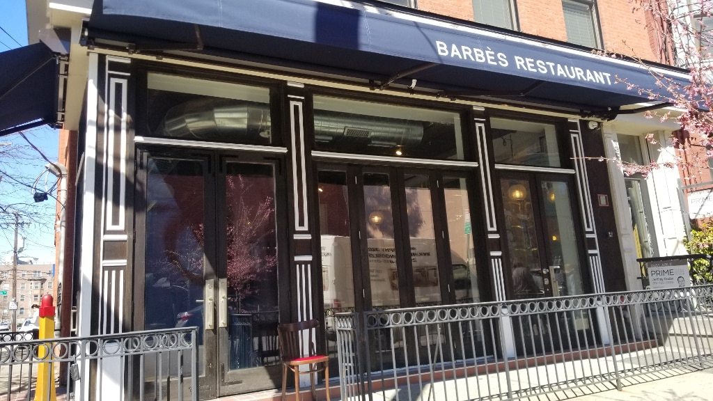French and Moroccan Fusion at Barbès