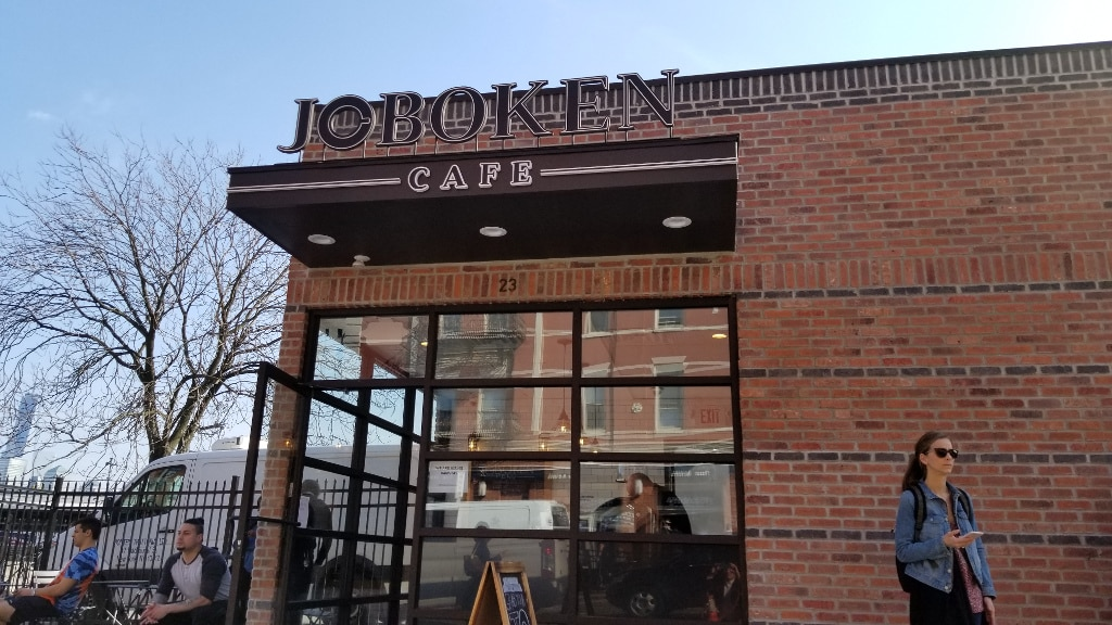 The Joboken Cafe is Hoboken's Newest and Possibly Smallest Coffee Shop