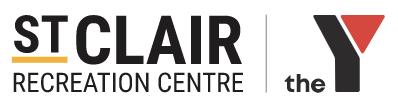YMCA St Clair Recreation Centre logo