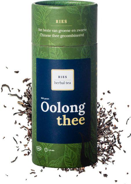 RIES Herbal Tea verpakking