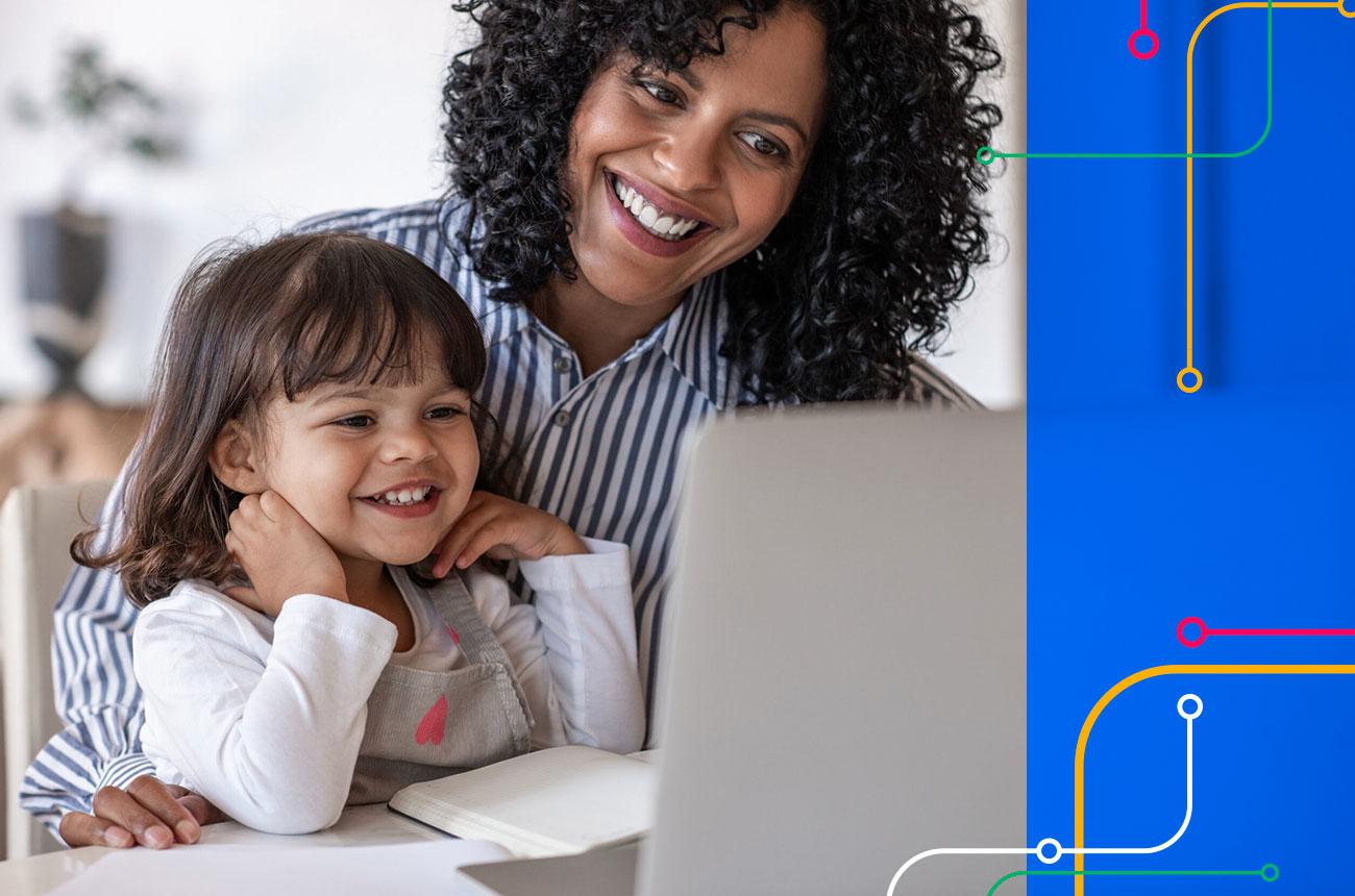 Reunião de pais online