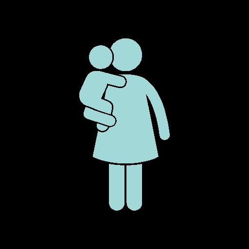 Mama Kind Symbol