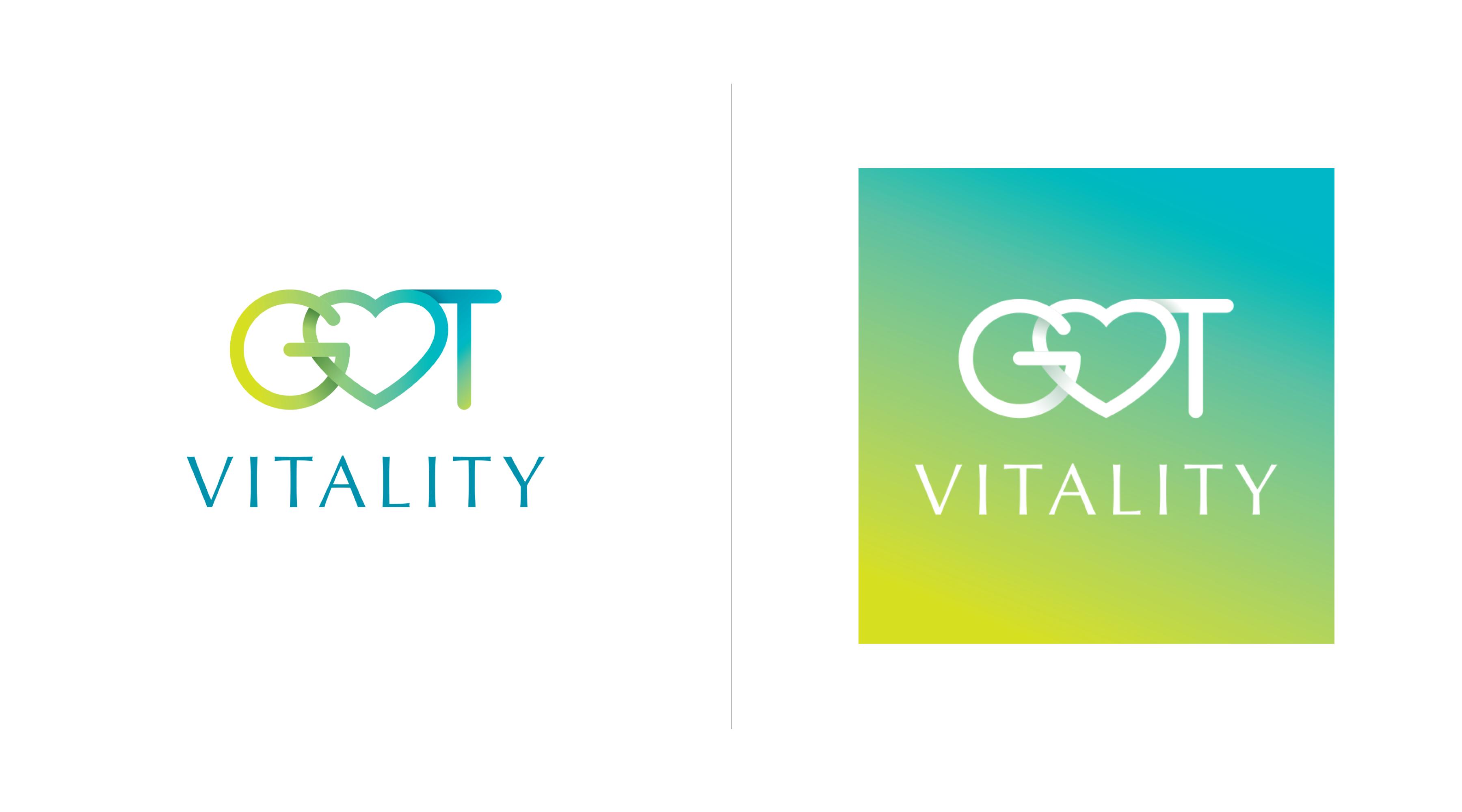 Existing Got Vitality logos