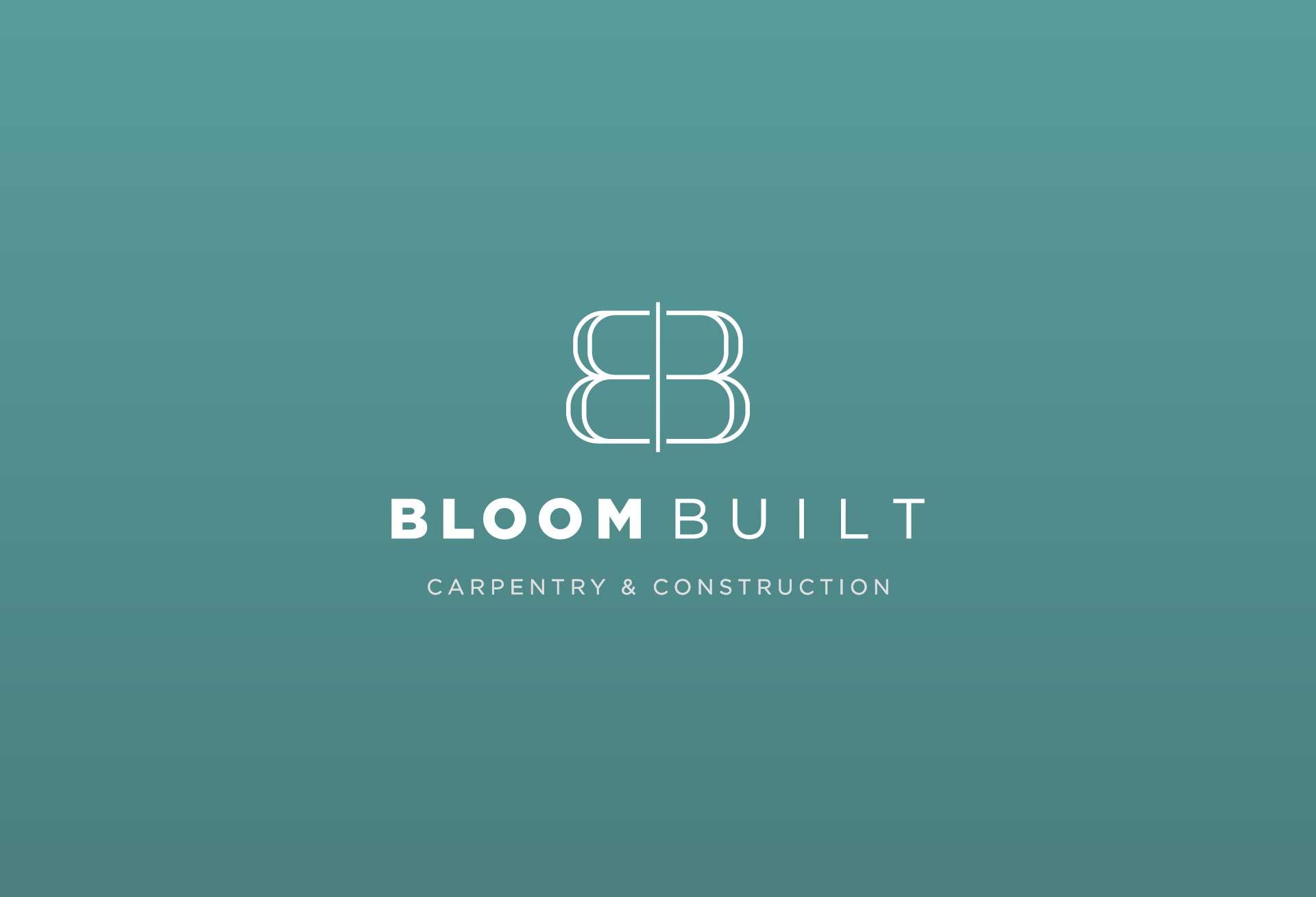 Logo Design for Bloom Built Carpentry