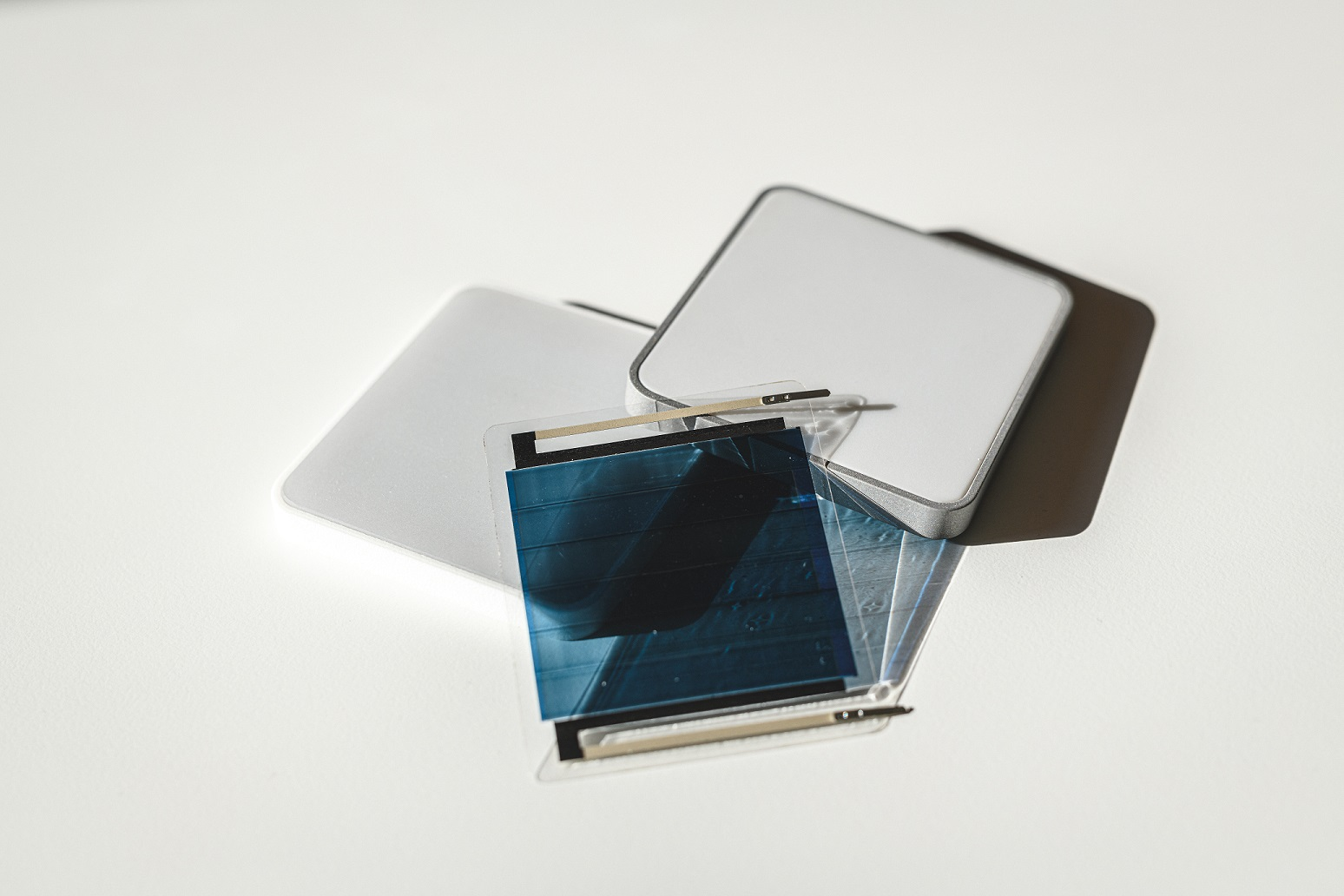 Epishine light cell and light cell with diffusor.