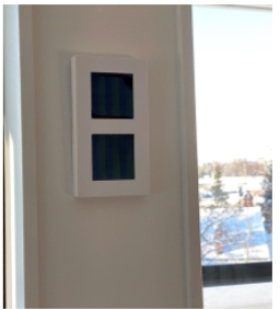 Hadar Home, a sensor that is designed to work in situations with very little light to harvest.