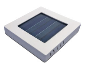 Hadar, a wireless, battery free and maintenance free temperature and humidity sensor.