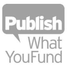 publish what you fund organization logo