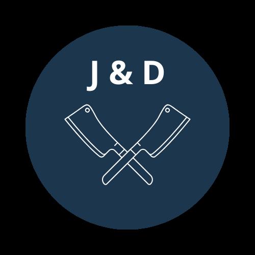 J&D logo