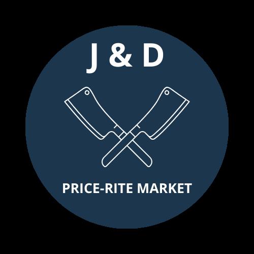 J&D Price-Rite logo