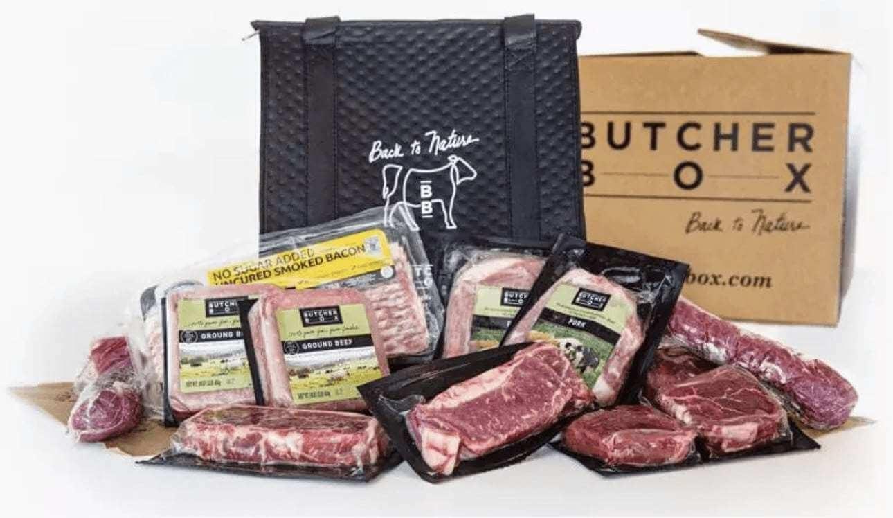 Butcher Box example