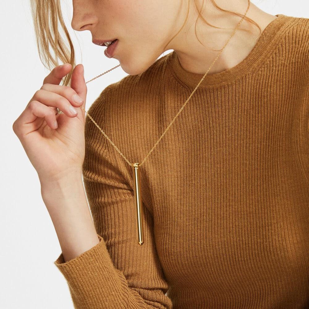 Vesper Vibrating Necklace