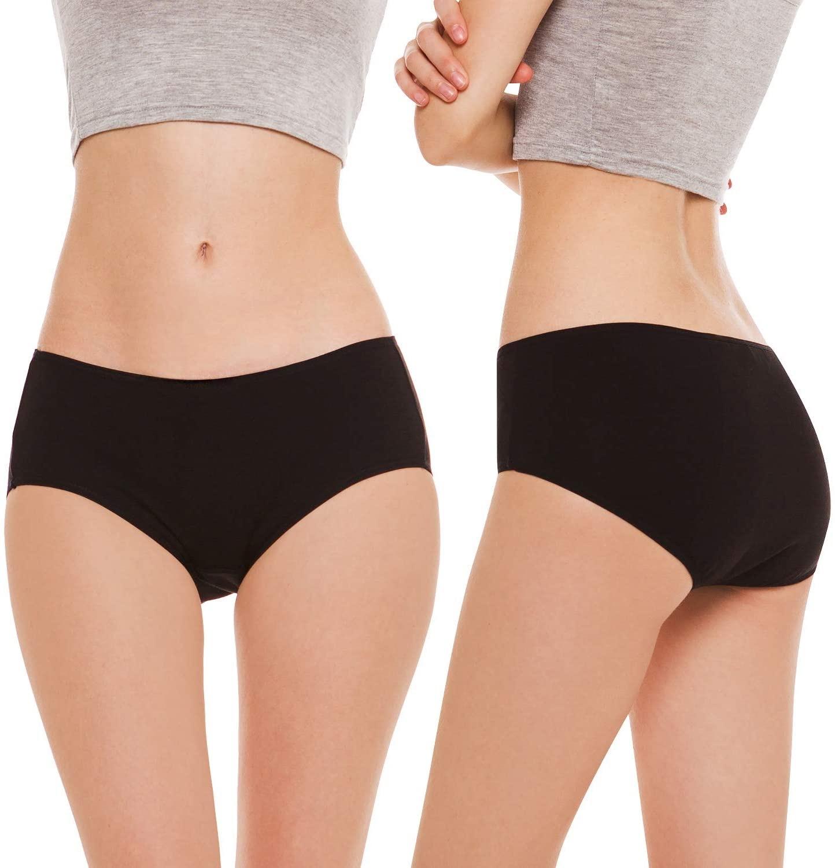 Hesta Organic Cotton Period Panties