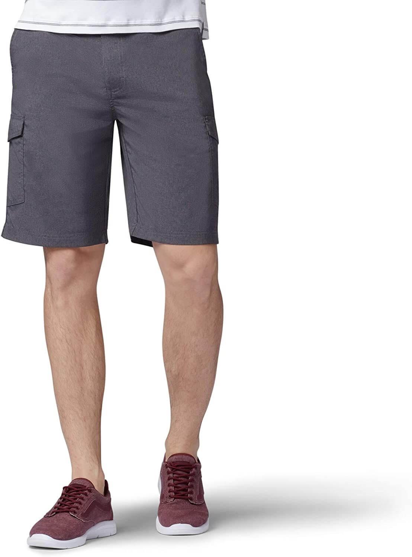 Lee Men's Extreme Comfort Tech Shorts