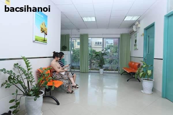 Phòng khám đa khoa tốt ở Hà Nội