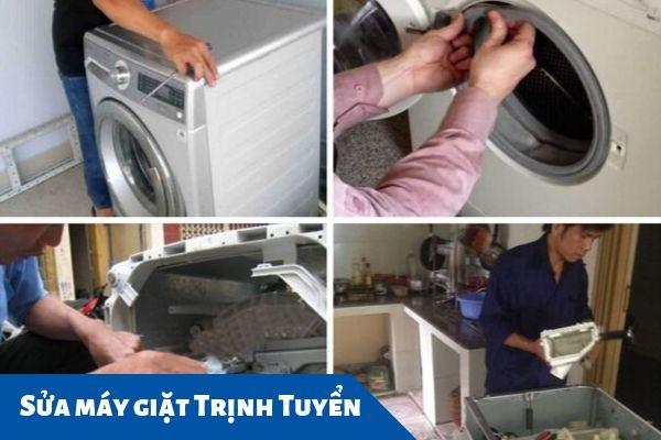 Sửa máy giặt tại huyện Thanh Trì
