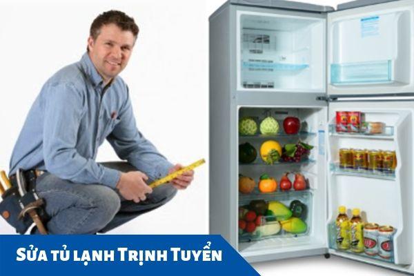 Nạp Gas tủ lạnh tại Hai Bà Trưng
