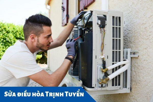 Sửa chữa điều hòa giá rẻ tại Hà Nội