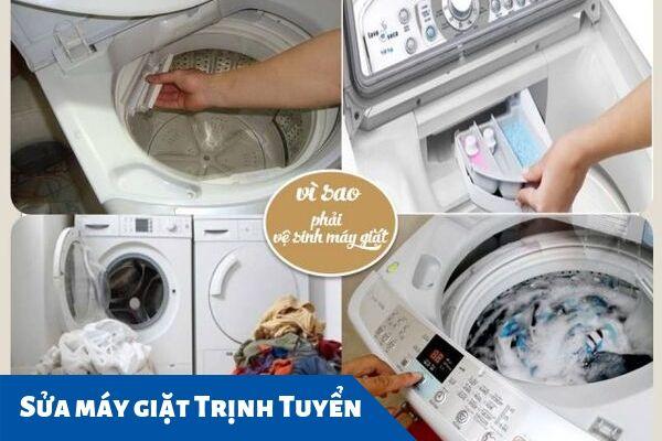 Sửa máy giặt electrolux giá rẻ tại Hà Đông