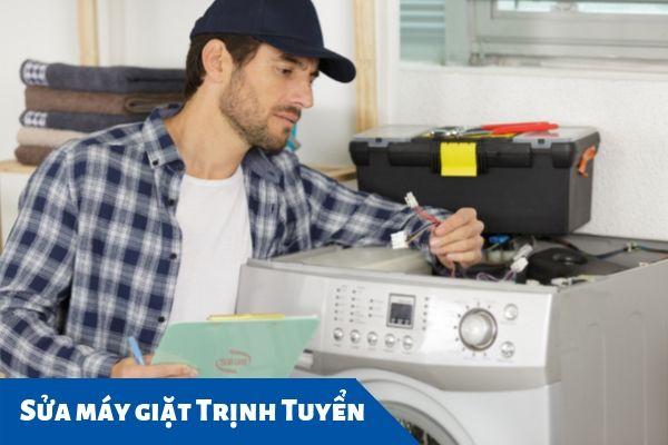 Sửa máy giặt tại nhà ở Hoàn Kiếm
