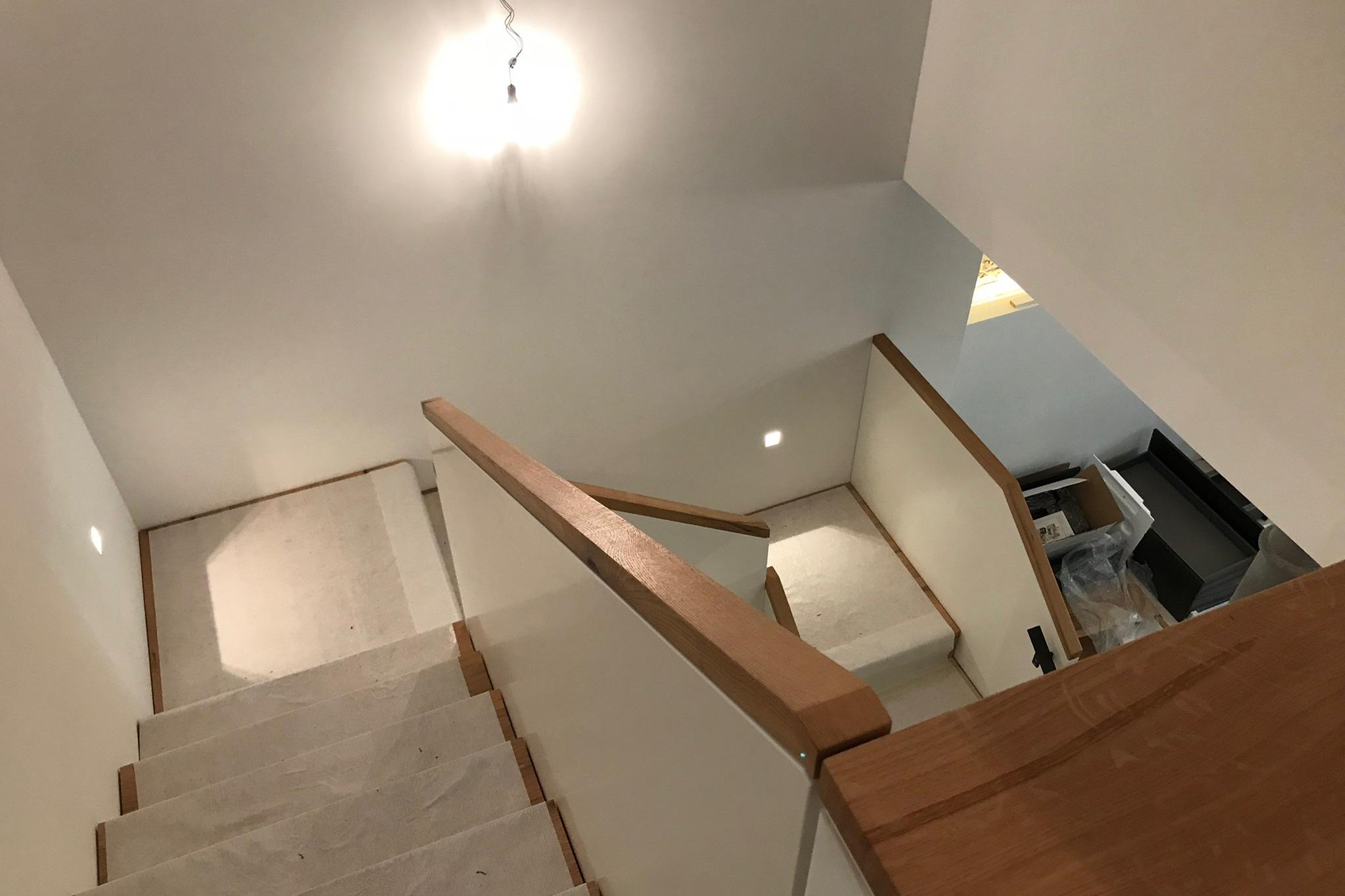 Sarger Architekten: Umbau und Sanierung von zwei bestehenden Nutzungseinheiten in München. Zusammenlegung / Nutzungsänderung Erdgeschoss von Gewerbe zu Wohnen