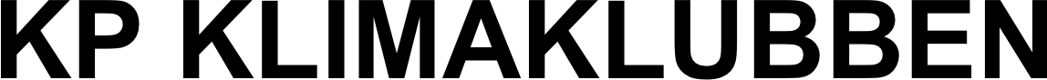 KP Klimaklubben  logo