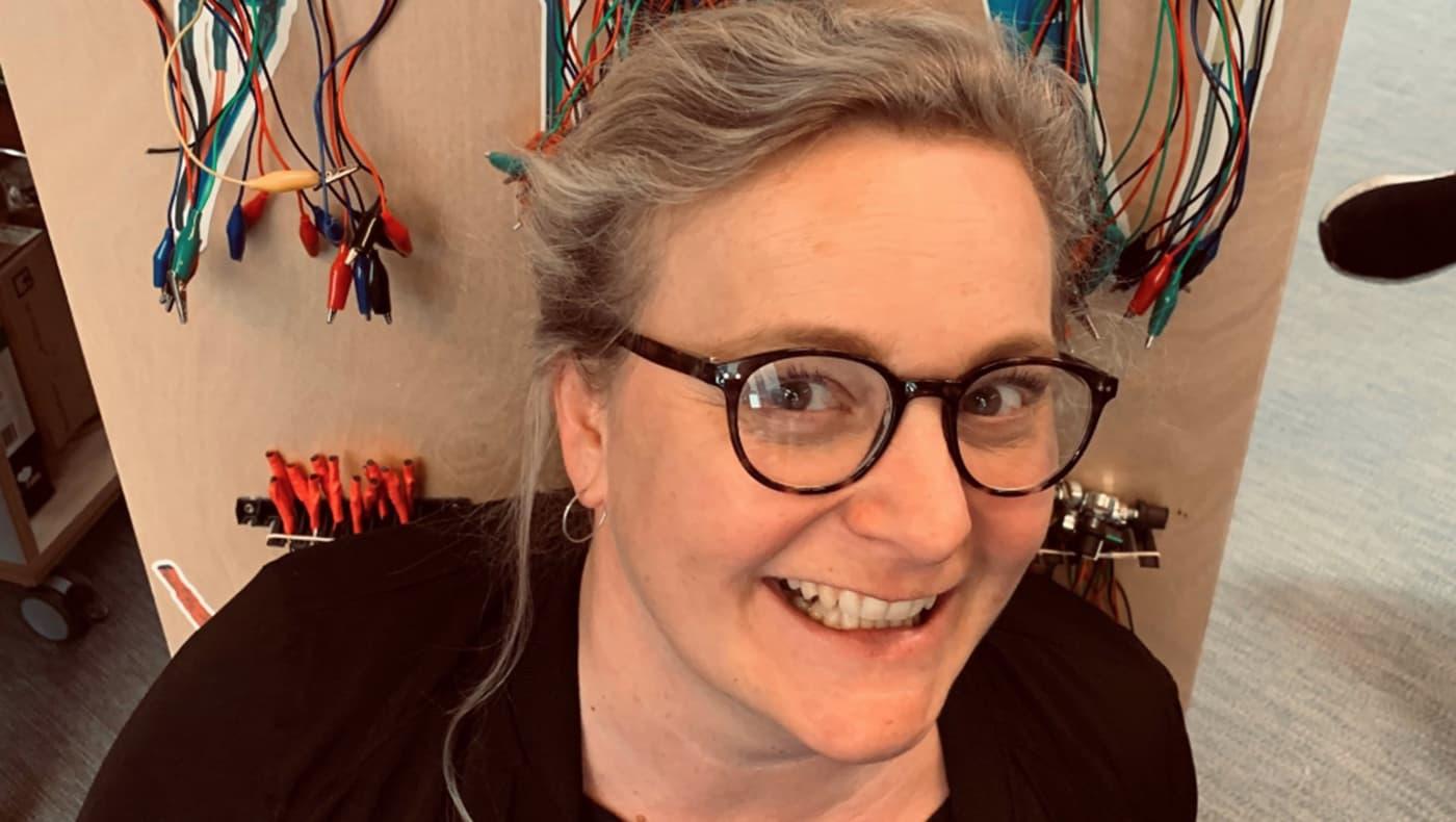 Lise Møller.